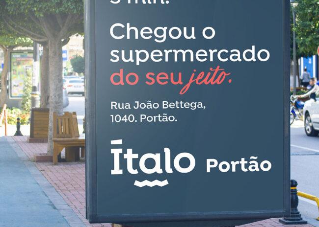 TailorMedia OOH Ítalo Supermercados pgrid